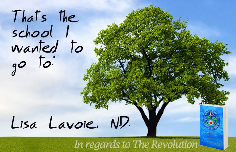 About The Revolution of Naturopathic medicine